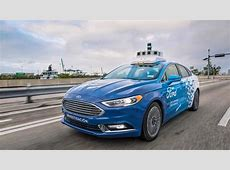 Ford Picks Miami For A Major Autonomous Car Test