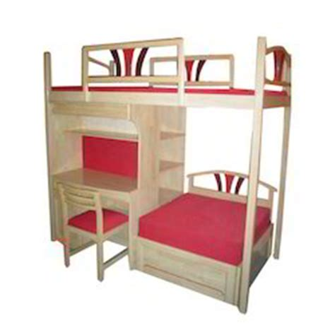 wooden bunk bed suppliers manufacturers traders  india