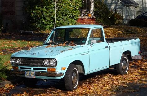 Datsun Trucks For Sale by Up Trucks For Sale Curbside Classics The