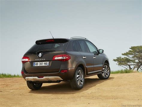 renault suv 2016 renault new koleos suv confirmed for 2016 drive safe and