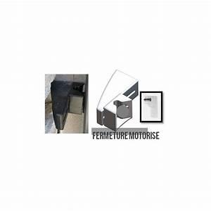 Fermeture De Portail Electrique : g che de portail coulissant noir fermeture automatique ~ Edinachiropracticcenter.com Idées de Décoration