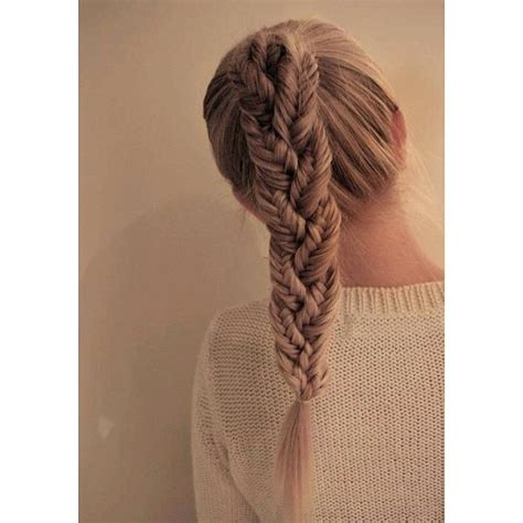 double strand fishtail braid pictures   images