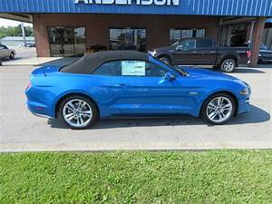 New 2020 Ford Mustang Gt Premium Convertible Convertible