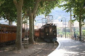 Image result for soller train