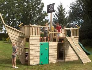 Kinderspielplatz Selber Bauen : selber bauen piratenschiff mit ~ Buech-reservation.com Haus und Dekorationen