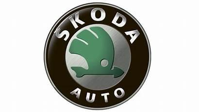 Skoda Zeichen Logos Exterior