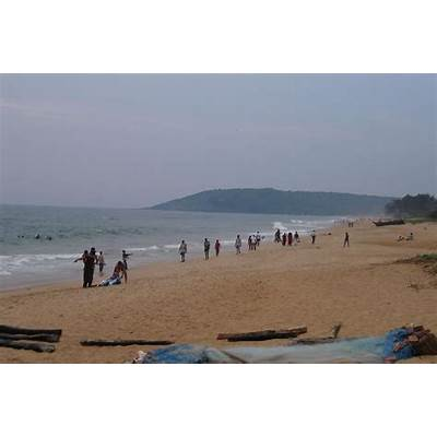 Calangute beach - India Travel ForumIndiaMike.com