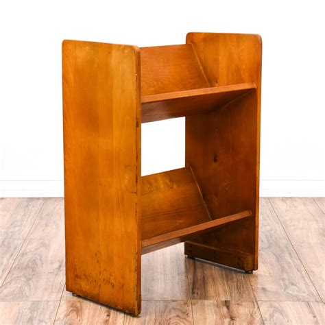 Small Bookshelf Cabinet by This Small Bookcase Is Featured In A Solid Wood With