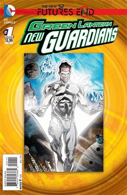 End Futures Guardians Lantern Comics 3d Dc