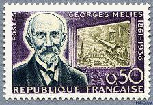 georges melies wikipedia francais georges m 233 li 232 s 1861 1938 timbre de 1961