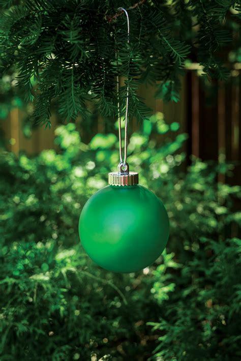 outdoor christmas globe lights illuminating green outdoor led pulsing 5 quot globe battery