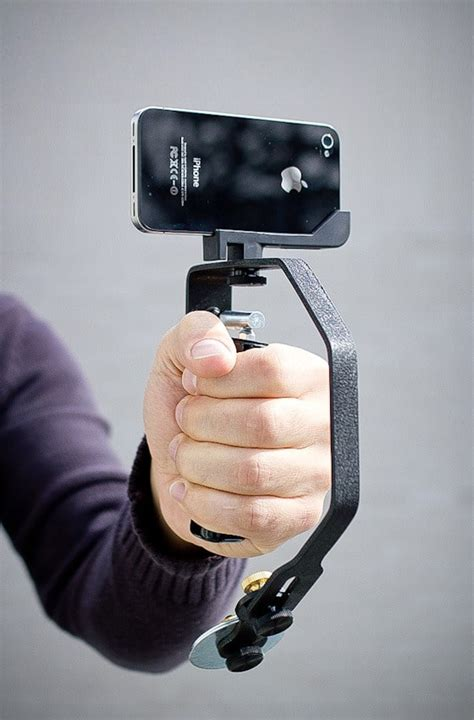 iphone steadicam picosteady innovative steadicam for your iphone bit rebels