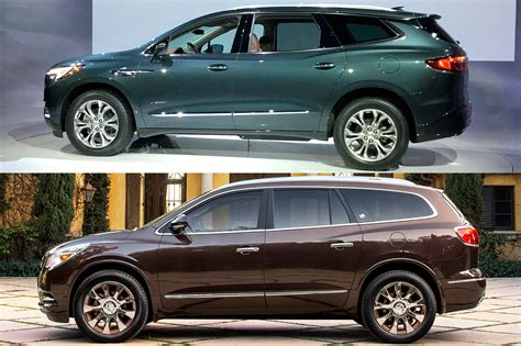 2018 Buick Enclave Ditches Portholes, Embraces Class