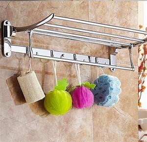 Handtuchhalter Fürs Bad : handtuchhalter f r t r handtuchstange f r jedes badezimmer ~ Michelbontemps.com Haus und Dekorationen