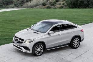 Mercedes Gle Class Picture by Mercedes Gle Class Coupe 2015 Pictures 13 Of 48
