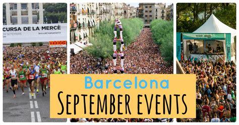 september  barcelona