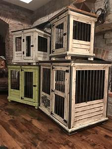 handcrafted dog kennel and dog crate custom dog kennel With custom made dog kennels