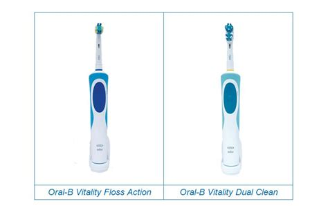 Oral-B Vitality Floss Action & Dual Clean Review - Best