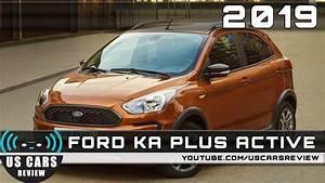 Ford Ka Active : 2019 ford ka plus active review youtube ~ Melissatoandfro.com Idées de Décoration