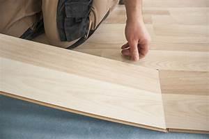 Klick Laminat Verlegen Tricks : klick laminat verlegen tricks und tipps ~ Watch28wear.com Haus und Dekorationen