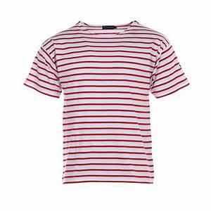 T Shirt Mariniere Homme : mariniere rouge homme ~ Melissatoandfro.com Idées de Décoration