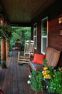 Veranda Selber Bauen : amerikanische holzh user holz veranda selber bauen schaukelstuhl hausbau pinterest ~ Eleganceandgraceweddings.com Haus und Dekorationen