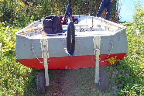 Jon Boat Launching Wheels by Jon Boat Launch Wheels Images