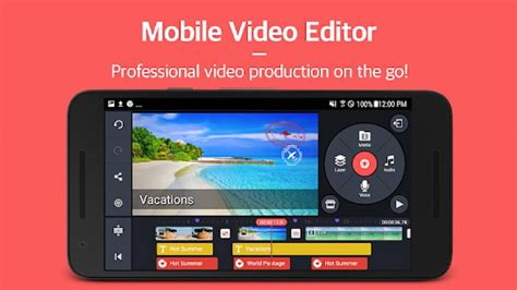 5 aplikasi editor yang cocok di install untuk smartphone
