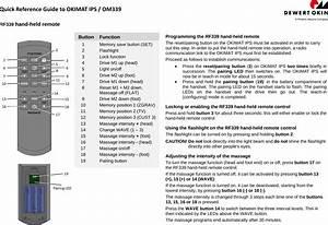 Dewertokin Om339 Okimat Ips User Manual