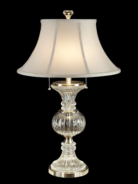 dale tiffany gt granada traditional crystal table lamp dt gt
