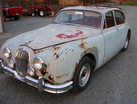 Couper's Classic Cars - 1959 Jaguar MKII Pickup/UTE ...