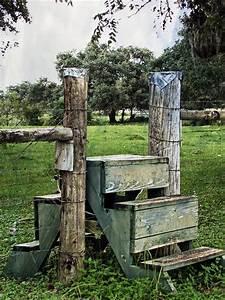 Farm Fence Stile Crossing