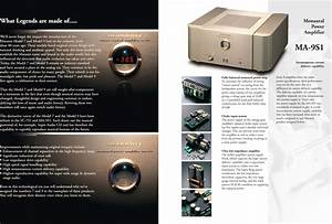 Marantz Reference Series Ma 9s1 Users Manual 81340 Marantz