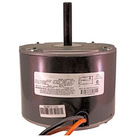 ac condenser fan motor replacement 1 5 hp condenser fan motor onetrip parts direct