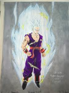 Ultimate Gohan Super Saiyan God