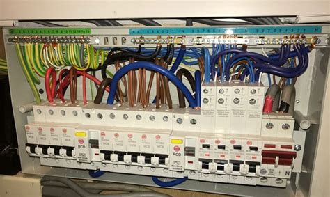 iet forums adding 100ma td rcd to high integrity consumer unit