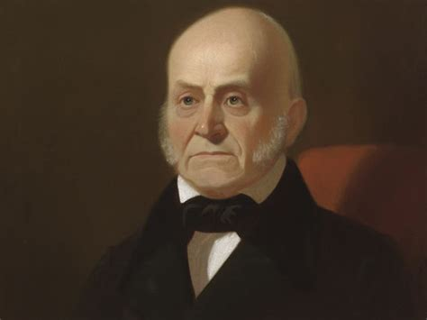 John Quincy Adams Kept A Diary And Didn't Skimp On The