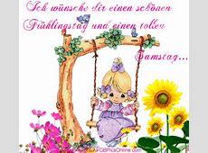 Ich wünsche dir einen schönen Frühlingstag und einen