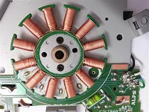 12 Pole Brushless Dc Motor Winding Diagram Wiring