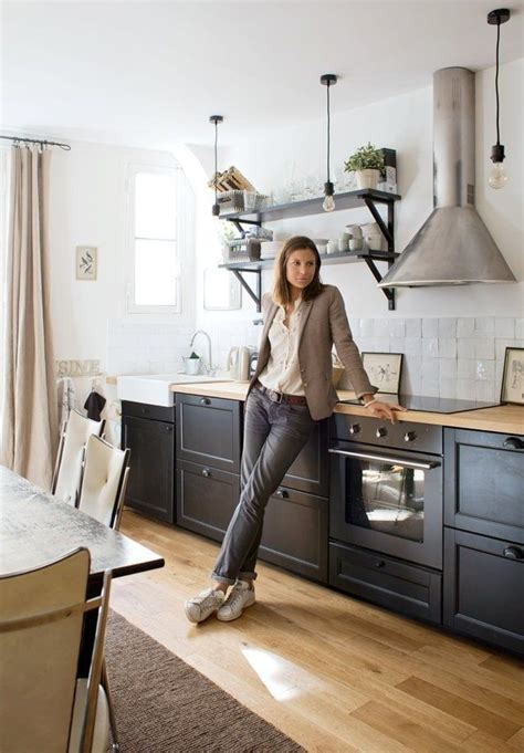 cuisine laxarby ikea 25 best ideas about black kitchen countertops on