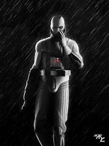 Young Damaged Vader Noir - The Anakin Skywalker Fangirl ...