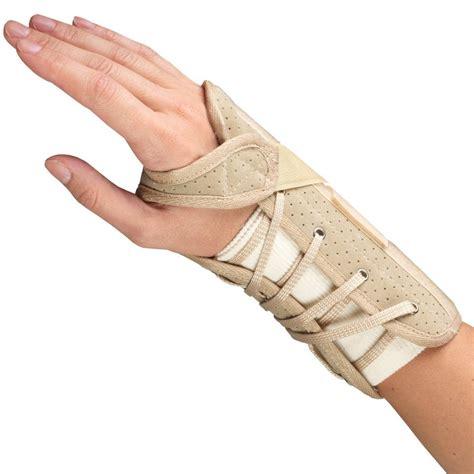 Amazon.com: OTC Wrist Brace, Soft-Fit, Suede Finish
