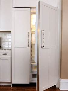 Panel Ready Refrigerator Ideas, Pictures, Remodel and Decor