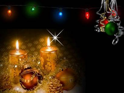 Christmas Holidays Happy Greetings Lights Animation Cards