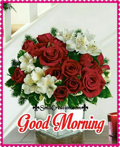 good morning bouquet pictures  graphics smitcreationcom page