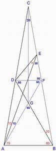 Math In Movies  The Friendship Games Geometry Problem