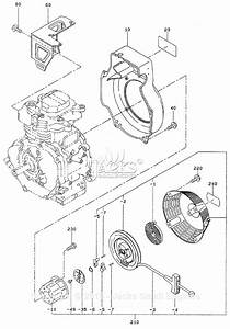 Robin  Subaru Eh34 Parts Diagram For Cooling  Starting
