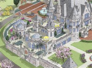 floor and decor florida lavish european castle design by d alessio inspired