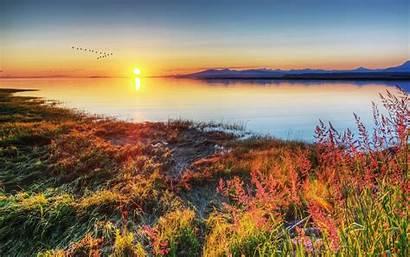 Sunrise Summer Wallpapers Seasons