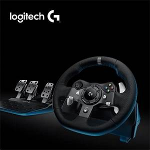 User Manual Logitech Driving Force G920  235 Pages